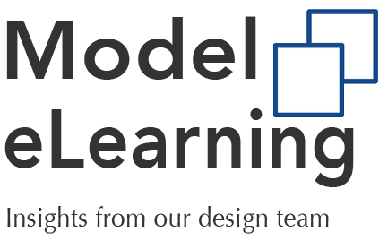 Model eLearning blog banner