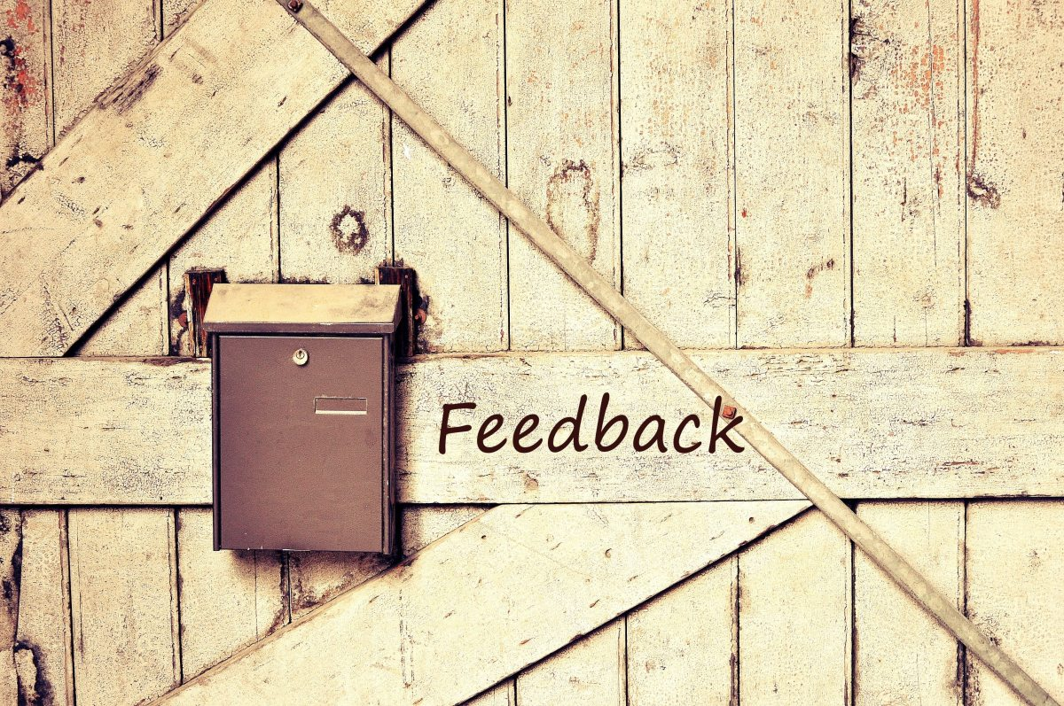 eLearning Feedback: Make it Relevant and Relational